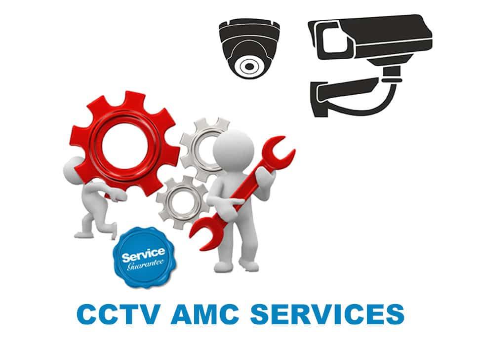CCTV-AMC Services